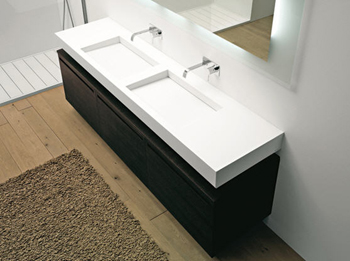 Antonio Lupi Myslot Bathroom Sinks