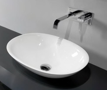 Antonio Lupi Servo Bathroom Sinks