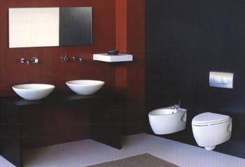 Master Ceramiche Ifattiamano Bathroom Basins