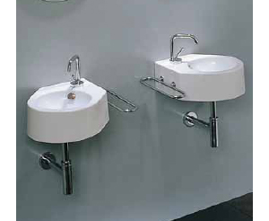 Art Ceram Fuori Modula Mini Bathroom Basins