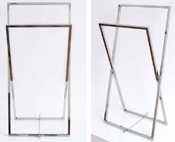 Regia Mondrian Bathroom Towel Holders