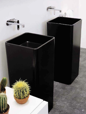 Flaminia Mono Freestanding Bathroom Basins