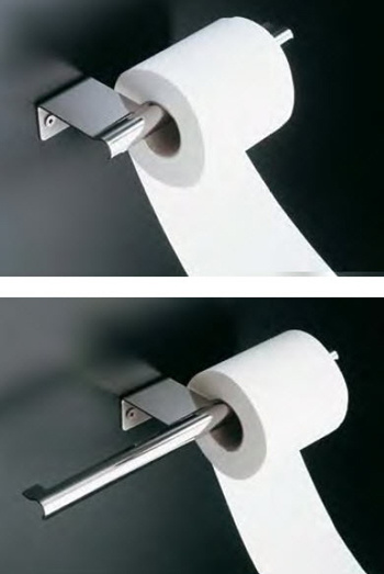 Regia Ox Bathroom Toilet Roll Holders