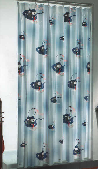 Gedy Ogm Shower Curtain