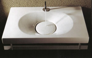 Galassia Orbis Bathroom Basins