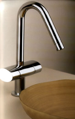 Gessi Ovale Bathroom Taps