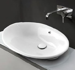 Antonio Lupi Ovo Bathroom Basins
