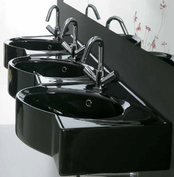 Master Ceramiche Angolo Bathroom Basins