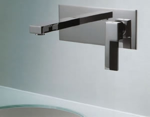 Fantini Plano Bathroom Taps