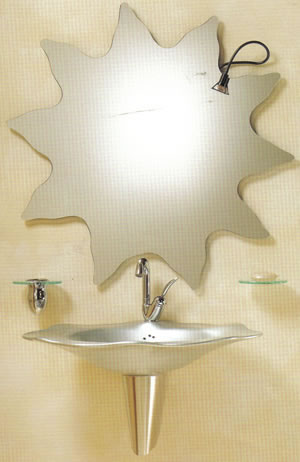 Bolan Primavera Bathroom Sinks