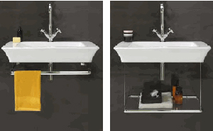Regia Vintage Bathroom Taps