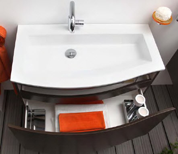Regia Batik Bathroom Vanity Sinks