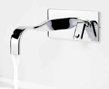 Ritmonio Nastro Bathroom Taps