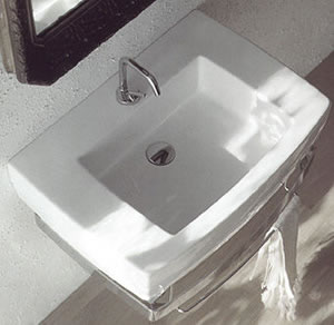 Galassia SA02 Bathroom Basins
