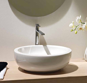 Scarabeo Planet Bathroom Basins