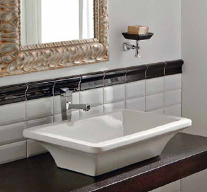 Scarabeo Butterfly Bathroom Sinks