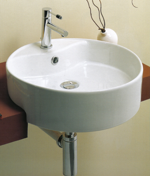 Scarabeo Geo Bathroom Basins