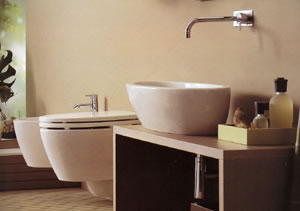 Simas LFT Countertop Bathroom Basins