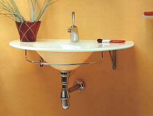 Vetrarte Sinue 44 Glass Basins