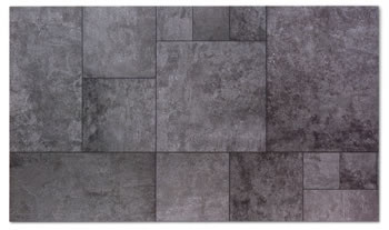 Pietre Slate Gray Bathroom Tiles