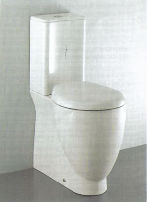 Ideal Standard Small Toilet