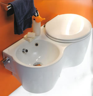 Ideal Standard Small Back To Wall Toilets