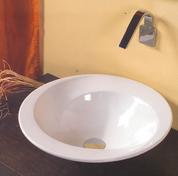 Varm Snail Bathroom Sinks