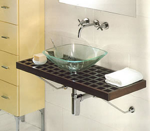 Tulli Zuccari Quadri Bathroom Sinks