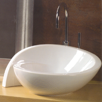 Varm Helix Bathroom Basins
