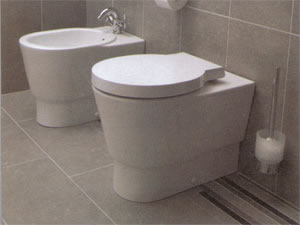Vitra Sense Bathroom Toilets