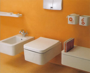 Vitra Softcube Bathroom Toilets