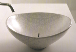 Modern bathroom sinks