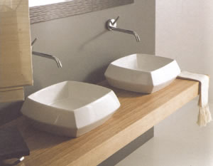 Vitruvit Hasana Bathroom Sinks