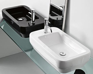 Vitruvit Broadway Bathroom Basins