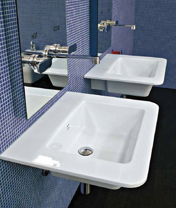 Flaminia Volo Bathroom Basins